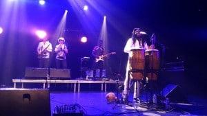Pat Thomas & Kwashibu Area Band - Epicerie Moderne - 18.05.2016