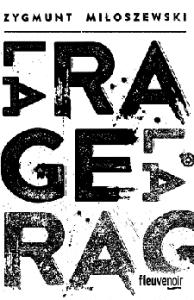 La Rage - Zygmunt Miloszewski