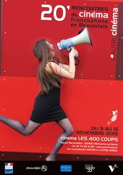 20es Rencontres du cinéma francophone en Beaujolais