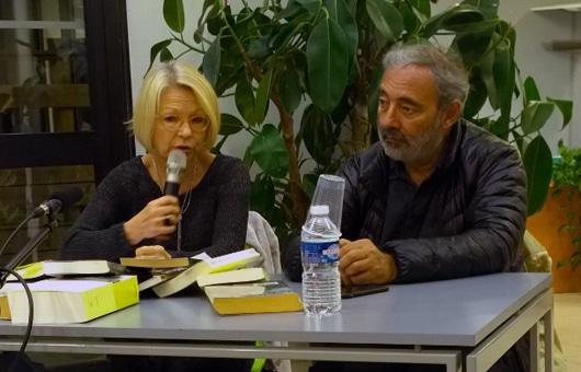 L'écrivain et scénariste Dan Franck