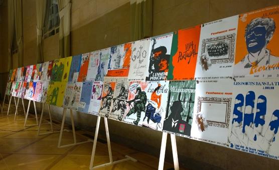 L'exposition des affiches de Pol Paquet