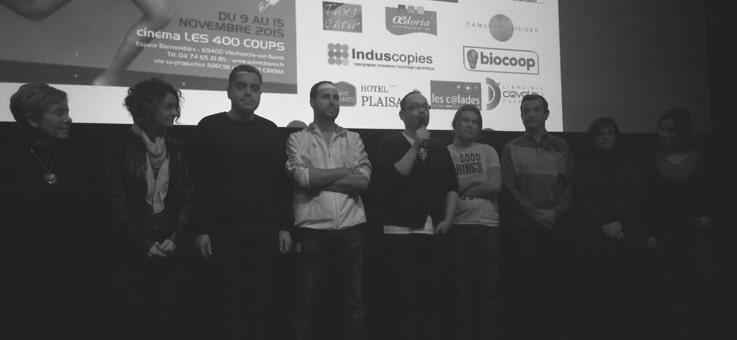 Le jury 2015