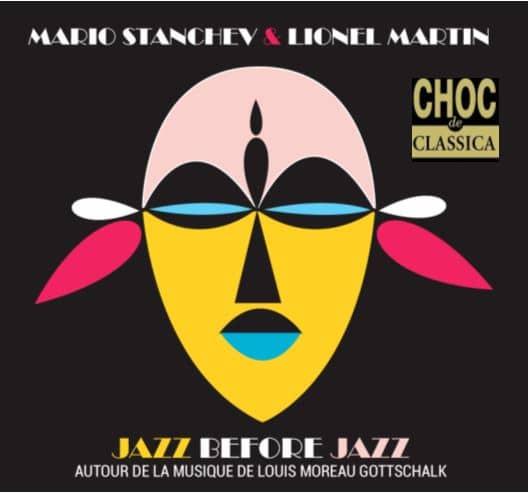 Sorties de disques : Lionel Martin à la Une