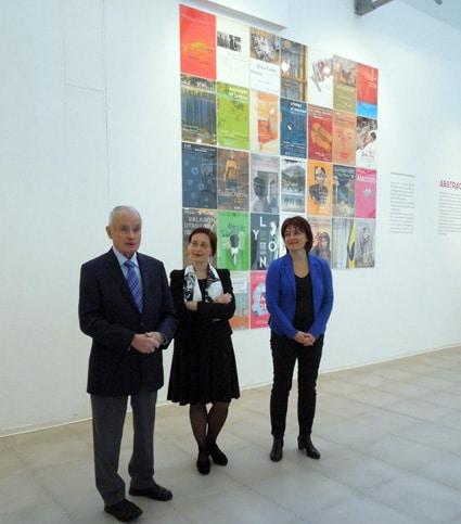 Le mur d'affiche : 15 ans d'expositions