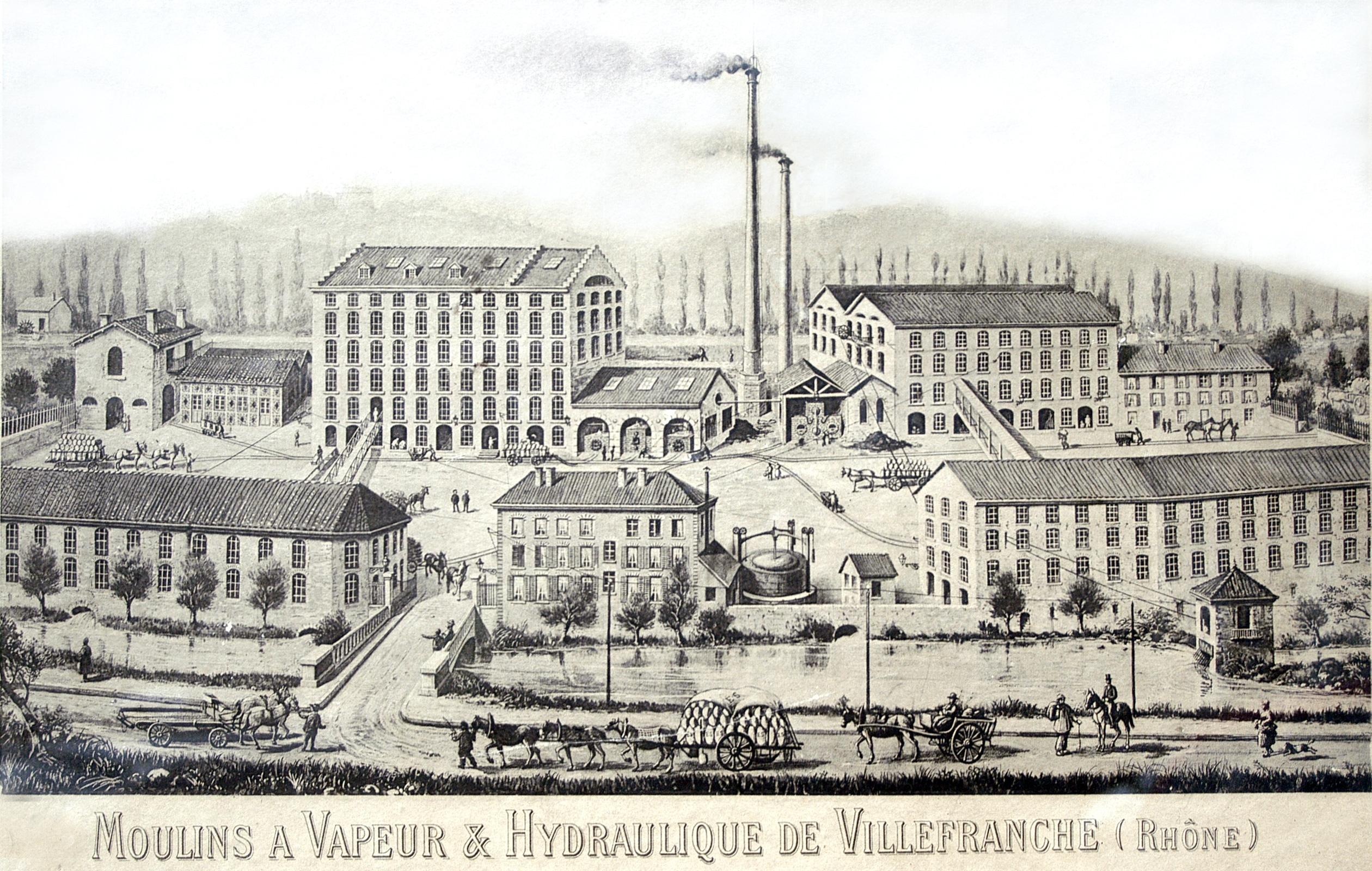 Les Grands Moulins Seigle, un lieu à part