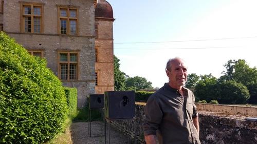 Jean-Michel Debilly - Château de Fléchères