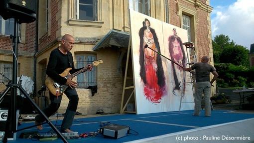 Serge Teyssot-Gay et Paul Bloas : Ligne de front (de mer)