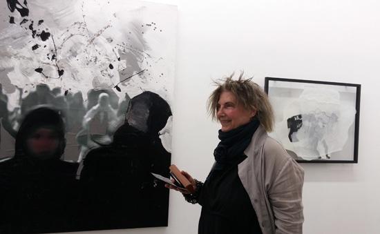 Marie-Françoise Prost-Manillier au 116art