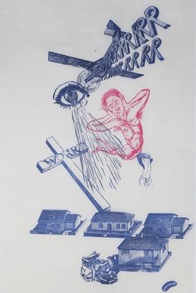 Jacques Chauchat expose à la galerie Chybulski