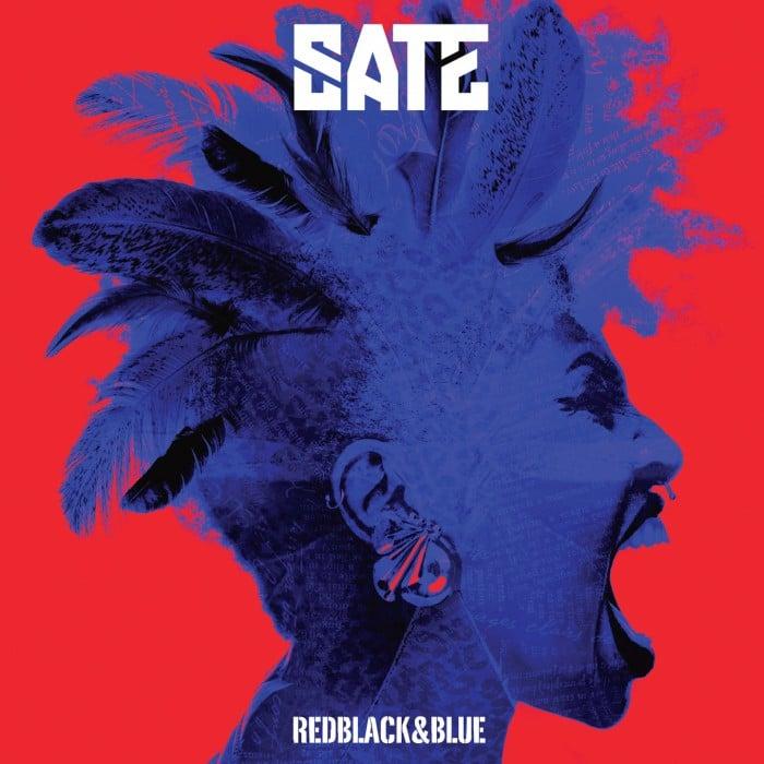 SATE – Redblack & Blue