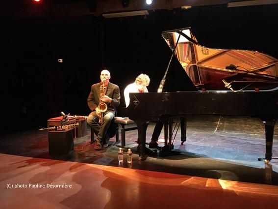 Lionel Martin et Mario Stantchev à Anse : Jazz before Jazz