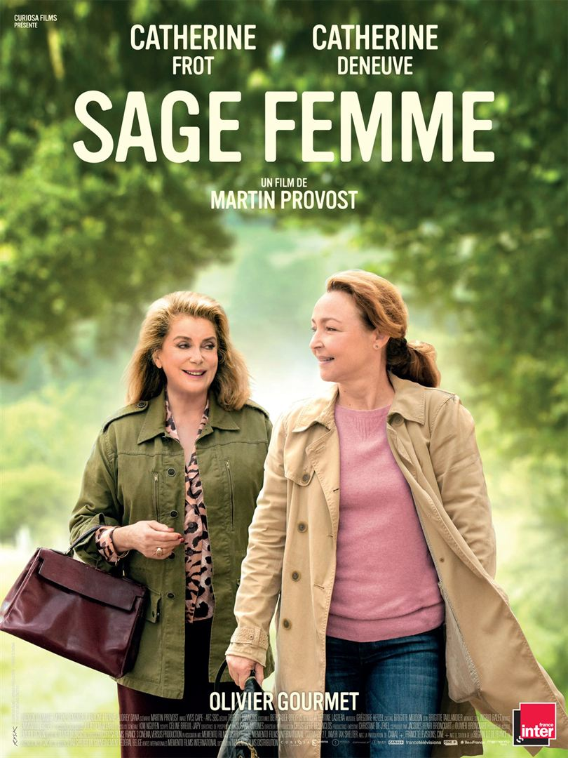 Sage Femme de Martin Provost