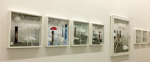 Gérard Mathie - galerie le 116art - 2017