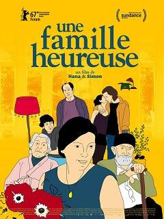 «Une Famille heureuse» de Nana Ekvtimishvili et Simon Gross
