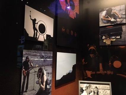 The Pink Floyd Exhibition : une matinée avec des dépouilles nostalgiques