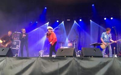 Little Bob Blues Bastards : old rockers never die