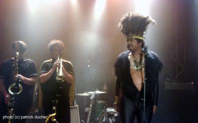 Trash'n'roll : Reverend BeatMan et King Khan & The Shrines