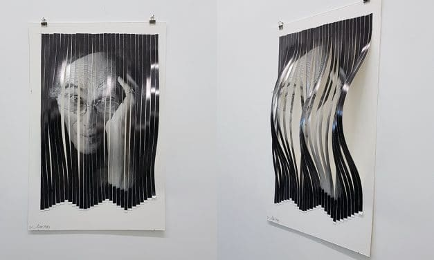 Marc Pessin à la galerie le 116art