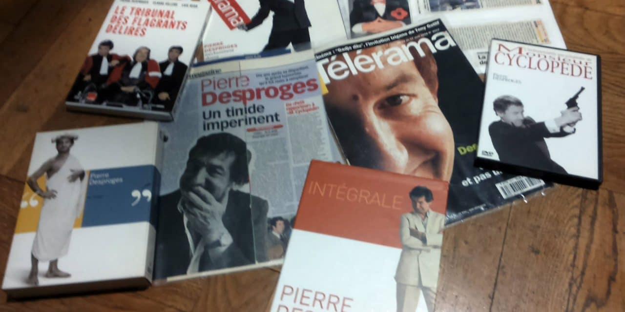 Rencontre et projection autour de Pierre Desproges