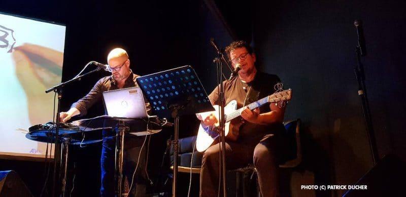 David Suissa et Stéphane Balmino