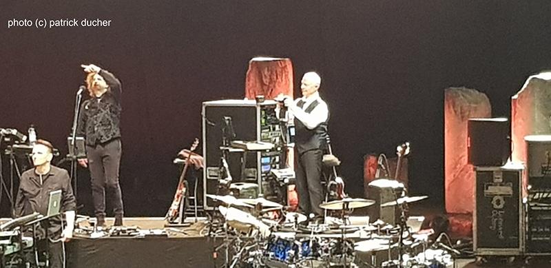 Magma + King Crimson = 100 ans de rock à Fourvière