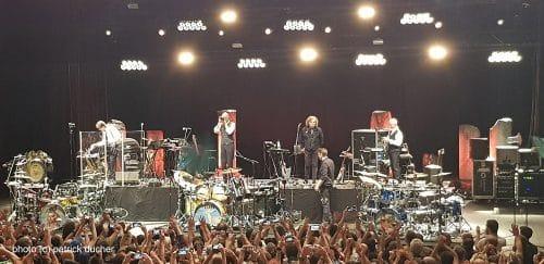 King Crimson - Juil 2019 - Fourvière