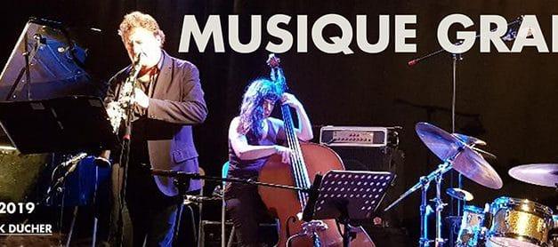 Louis Sclavis : musique graphique
