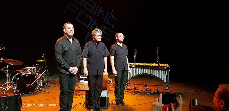 Renaud Garcia-Fons Trio au Saint-Fons Jazz festival