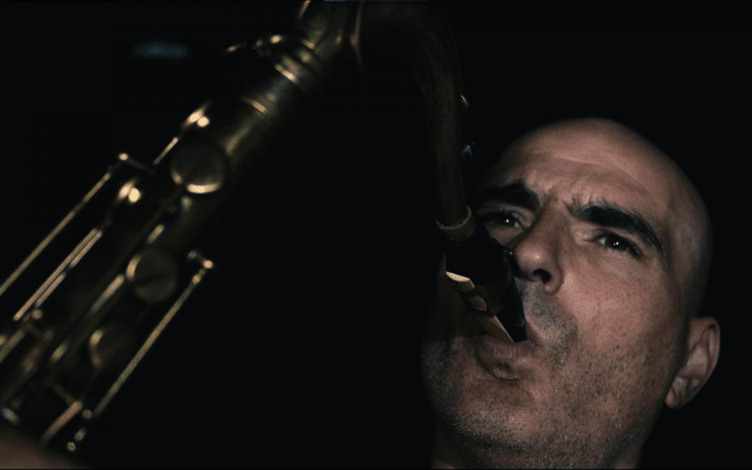 Lionel Martin, le multi-saxophoniste