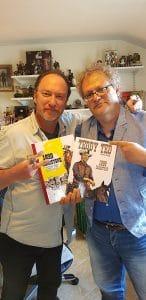 Philippe Cottarel (g.) et Patrick Ducher (Photo : Yannis Cottarel)